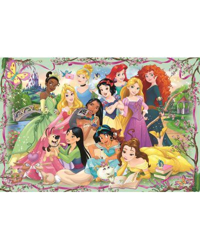 Пъзел Trefl от 260 части - Среща на принцесите на Дисни - 2
