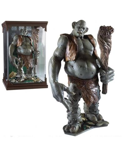 Фигура Harry Potter - Magical Creatures: Troll, 13 cm - 1