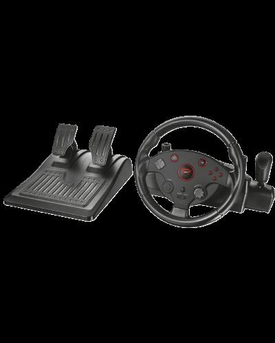 Волан със скоростен лост и педал Trust GXT 288  (разопакован) - 1
