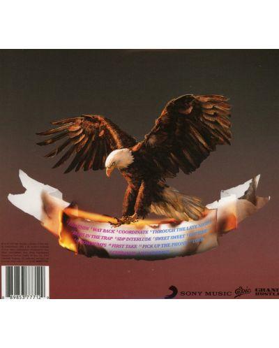 Travis Scott - Birds In The Trap Sing McKnight (CD) - 2