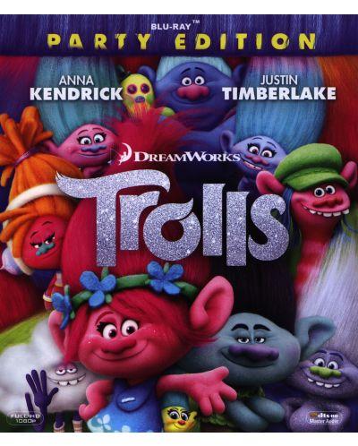 Тролчета (Blu-Ray) - 1