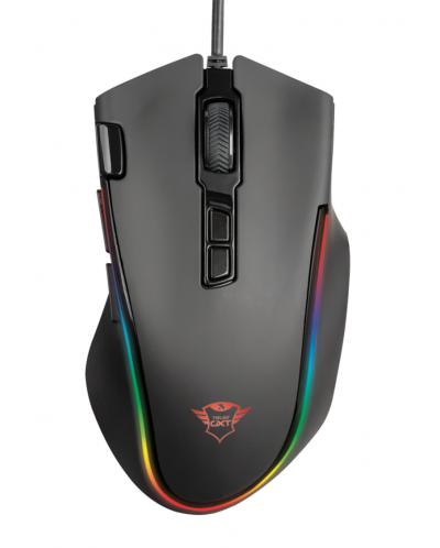 Мишка ТRUST GXT 188 Laban RGB Mouse - 1