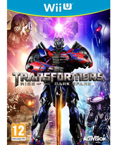 Transformers: Rise of the Dark Spark (Wii U) - 1