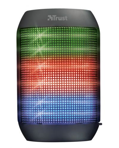 TRUST Ziva Wireless Bluetooth Speaker with party lights - 1