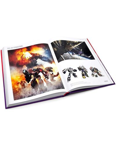 Transformers: A Visual History - 3