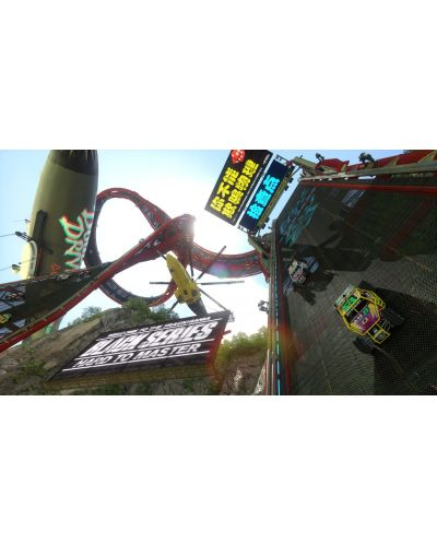 TrackMania Turbo (PS4) - 4