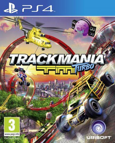 TrackMania Turbo (PS4) - 1