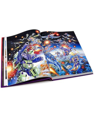 Transformers: A Visual History - 4