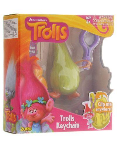 Ключодържател Zuru - Trolls, асортимент - 10