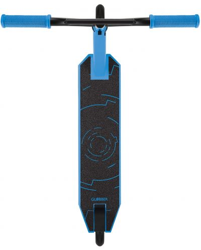 Тротинетка Globber - Stunt Scooter GS 540, Черно/ Синя - 3