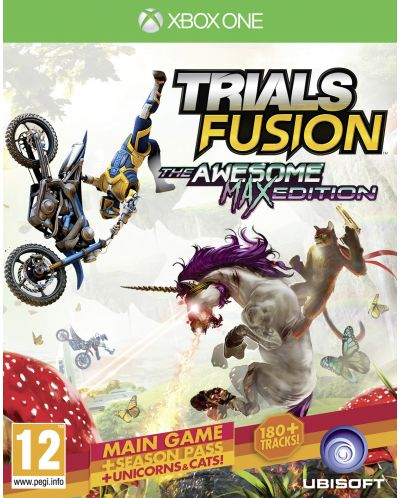 Trials Fusion The Awesome Max Edition (Xbox One) - 1