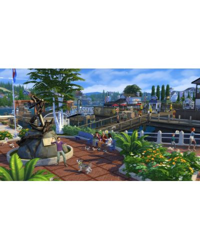 The Sims 4 + Cats & Dogs Expansion Pack Bundle (Xbox One) - 11