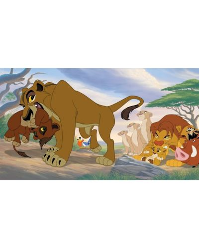 Цар Лъв 2: Гордостта на Симба (DVD) - 5