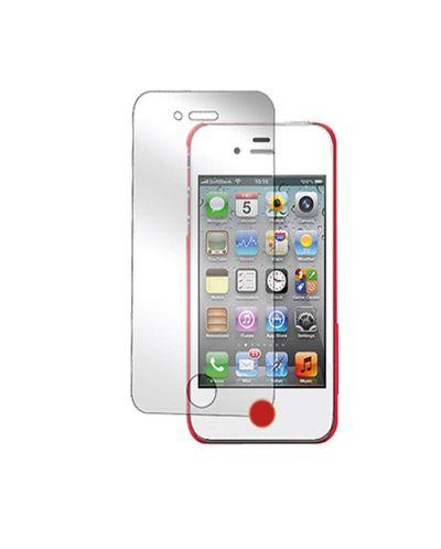 Tunewear Eggshell за iPhone 5 -  червен - 2
