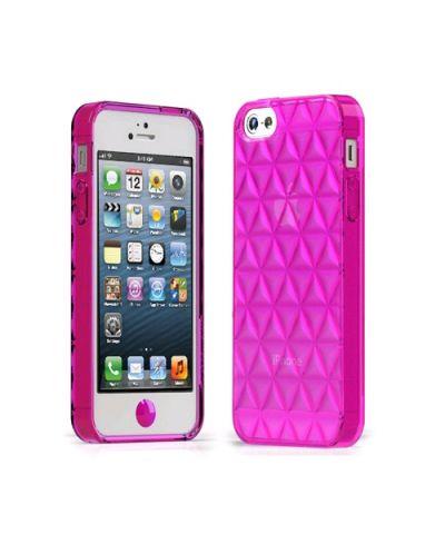 Tunewear Tuneprism за iPhone 5 -  розов - 1