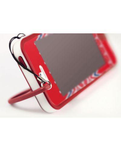 Tunewear Poptune Nordic за iPhone 5 -  червен - 3