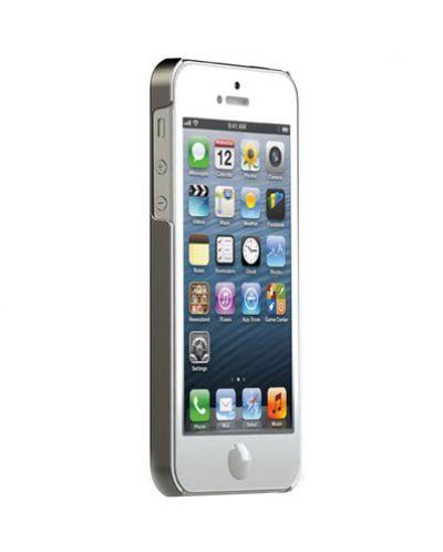 Tunewear Eggshell Pearl за iPhone 5 -  тъмносив - 2