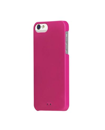 Tunewear Eggshell за iPhone 5 -  розов - 1