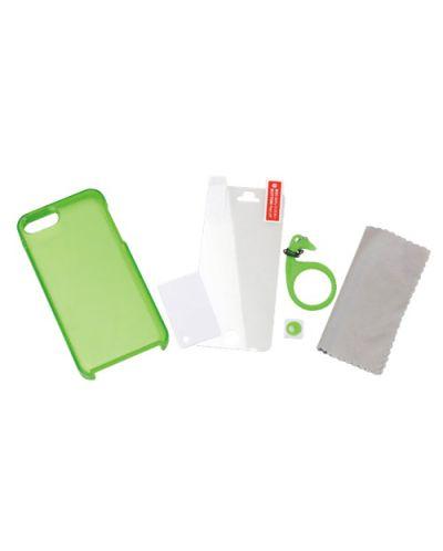 Tunewear Softshell за iPhone 5 -  лайм - 2