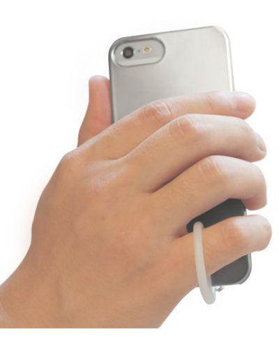 Tunewear Eggshell Pearl за iPhone 5 -  розов - 6
