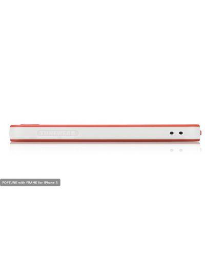 Tunewear Poptune Nordic за iPhone 5 -  червен - 4
