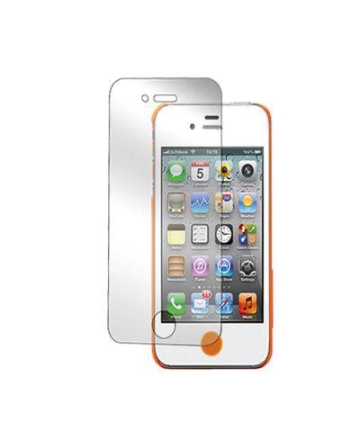 Tunewear Eggshell за iPhone 5 -  оранжев - 2