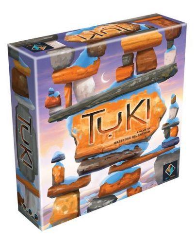 Настолна игра Tuki - семейна, детска - 1