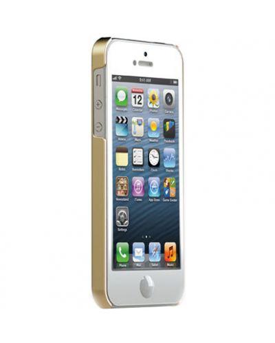 Tunewear Eggshell Pearl за iPhone 5 -  златист - 2