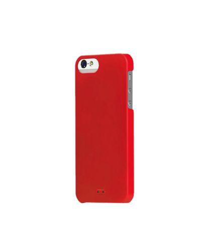Tunewear Eggshell за iPhone 5 -  червен - 1