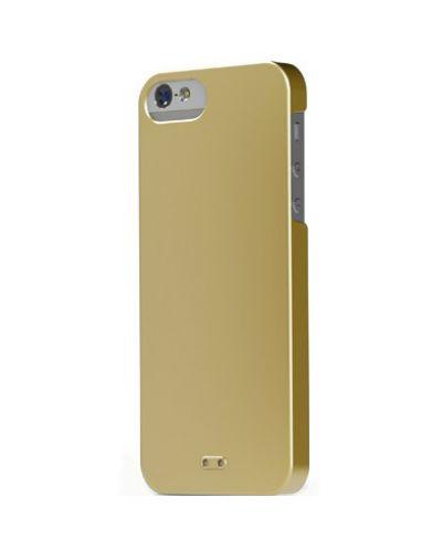 Tunewear Eggshell Pearl за iPhone 5 -  златист - 1