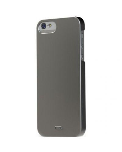 Tunewear Eggshell Pearl за iPhone 5 -  тъмносив - 1