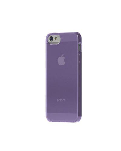 Tunewear Softshell за iPhone 5 -  лилав - 1
