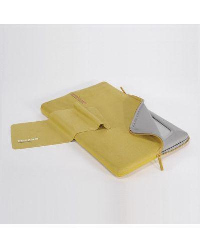 Tucano Second Skin Microfiber 15.4 инча - жълт - 3