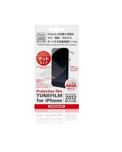 Tunewear Tunefilm Antiglare за iPhone 5 - 2