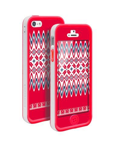 Tunewear Poptune Nordic за iPhone 5 -  червен - 1