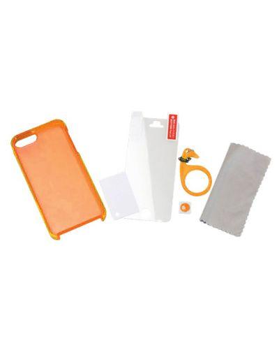 Tunewear Softshell за iPhone 5 -  оранжев - 2