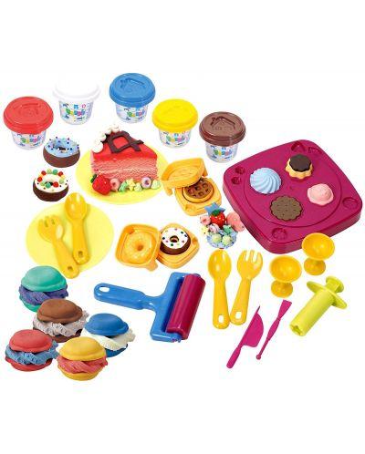 Творчески комплект PlayGo - Фабрика за сладкиши от пластилин - 2