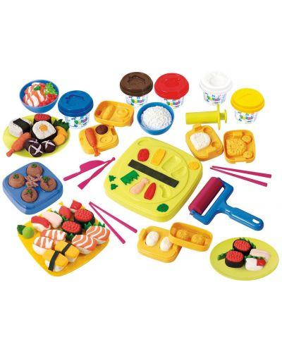 Творчески комплект PlayGo - Суши бар от пластилин - 2