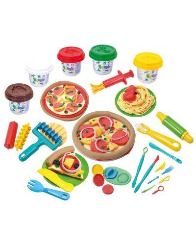 Творчески комплект PlayGo - Пицария от пластилин - 2