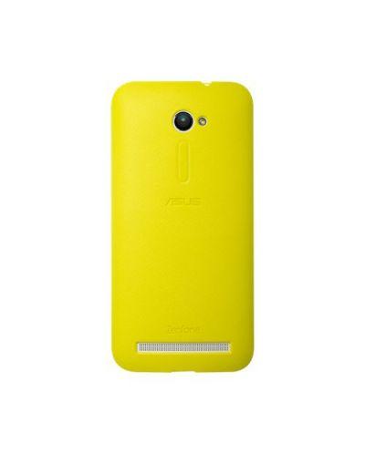 Калъф ZenFone ZE500CL - за Asus, жълт - 1