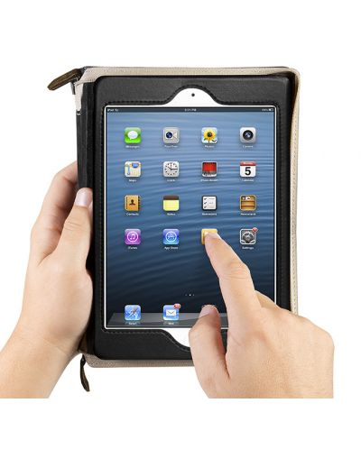 TwelveSouth BookBook калъф за iPad mini - черен - 6