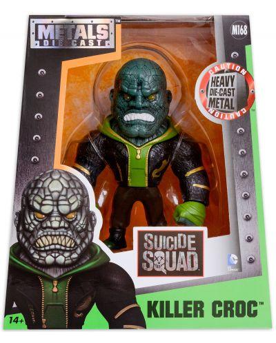 Фигура Metals Die Cast Suicide Squad - Killer Croc - 2