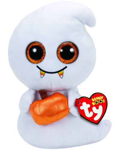 Плюшена играчка TY Toys - Бяло духче Scream, 15 cm - 1