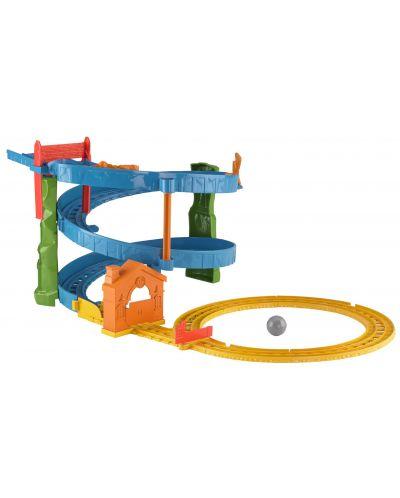 Комплект за игра Fisher Price My First Thomas & Friends - Пистата на Томас и Пърси - 1