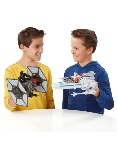 Star Wars Hero Mashers: X-Wing кораб и неговия пилот - 2