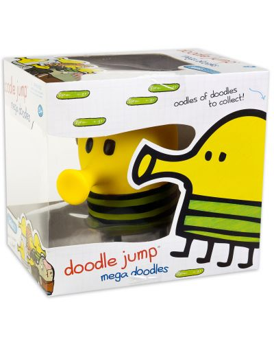 Фигурка Doodle Jump Mega Doodles - Classic - 2
