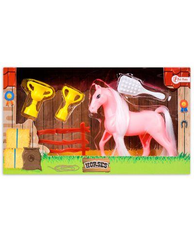 Игрален комплект Toi Toys - Конче с аксесоари, асортимент - 5