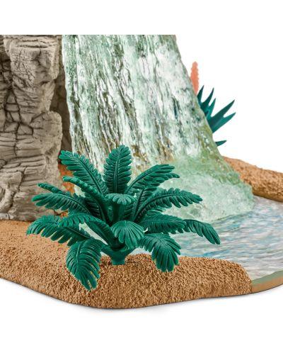 Фигурки Schleich от серията Аксесоари към Диви Животни: Езеро в саваната - 5