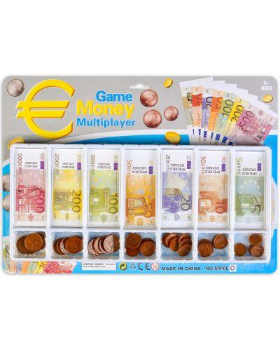 Игрален комплект Game Money Multiplayer - Монети и банкноти - 1