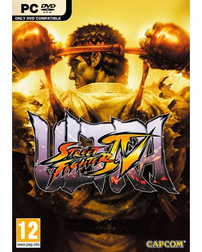 Ultra Street Fighter IV (PC) - 1
